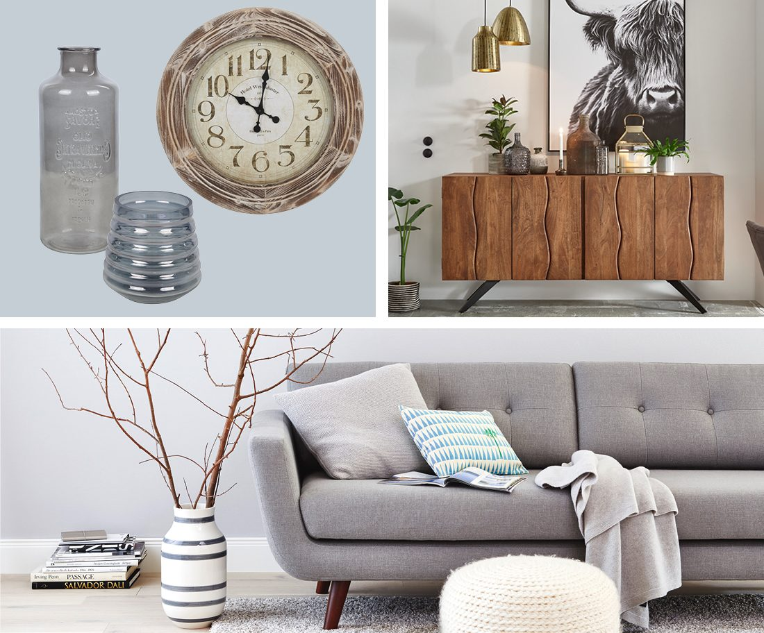 Nordisch einrichten » Scandi Chic Deko & Möbel | massivum