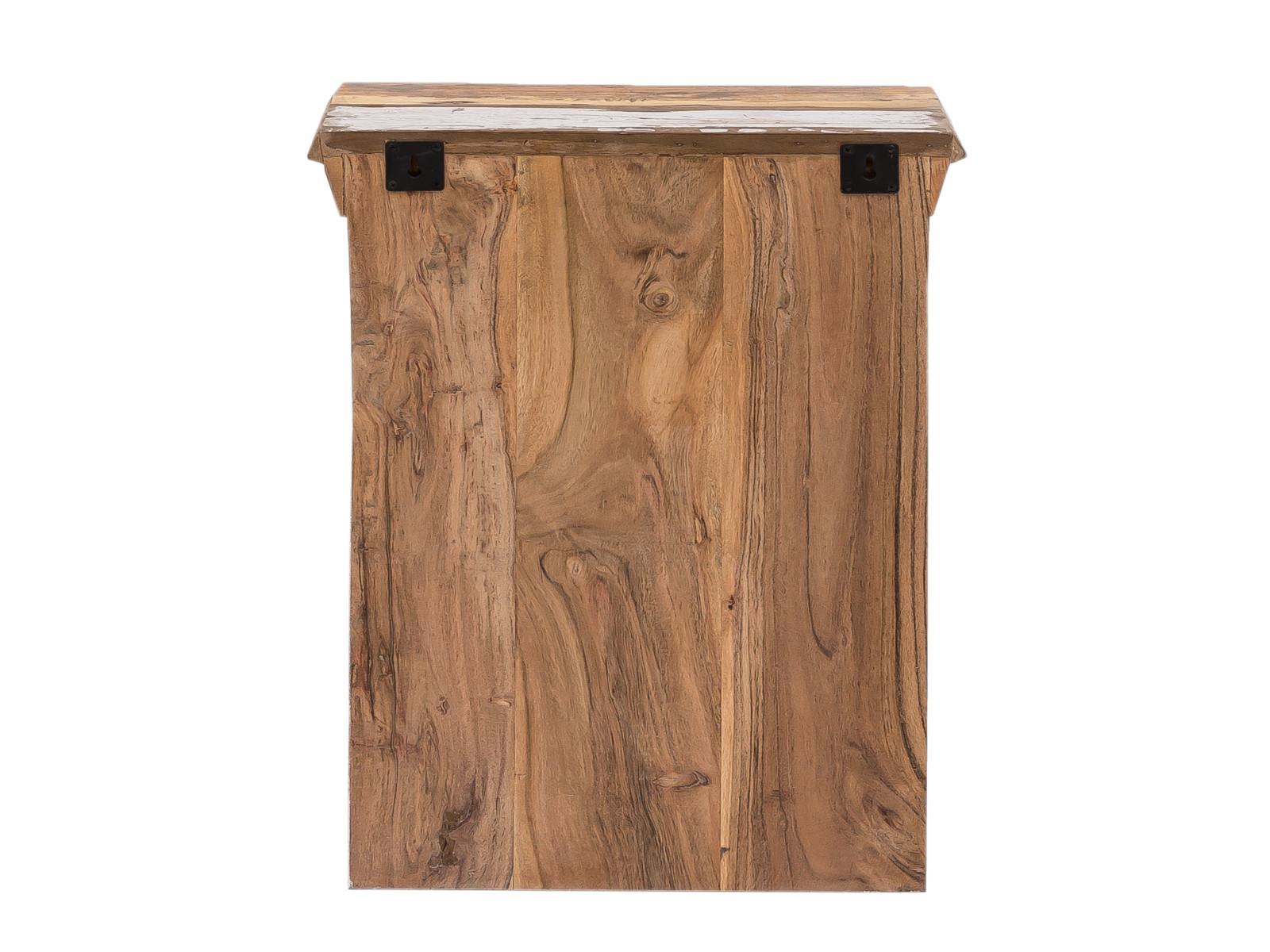 h ngeschrank perth holz wei bunt woodkings shop. Black Bedroom Furniture Sets. Home Design Ideas