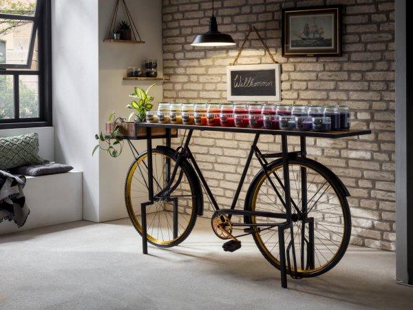 Präsentationstisch Bike
