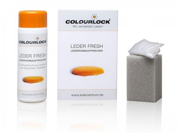 Colourlock Leder Fresh rot