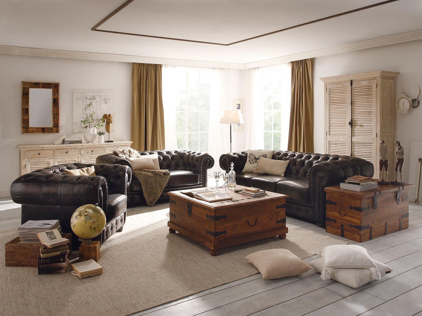 Chesterfield Möbel ... Sitzen wie der englische Adel
