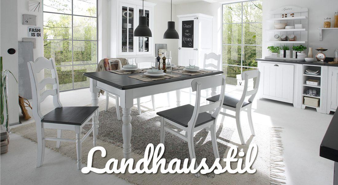 Landhausstil: Möbel & Einrichtung wie im Landhaus | massivum