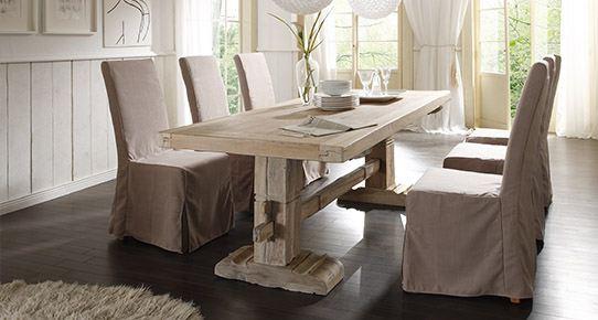 Hervorragend Gekalktes Holz erkennen: White Wash bei Möbeln » massivum IO44