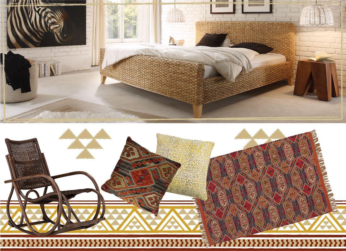 afrikanisch einrichten wohnideen im exotischen stil massivum. Black Bedroom Furniture Sets. Home Design Ideas