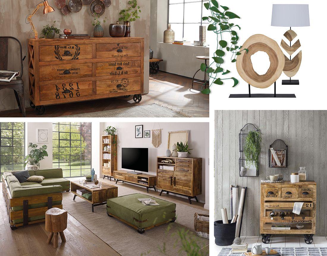 Metall trifft Holz » Möbel fürs Urban Living  massivum