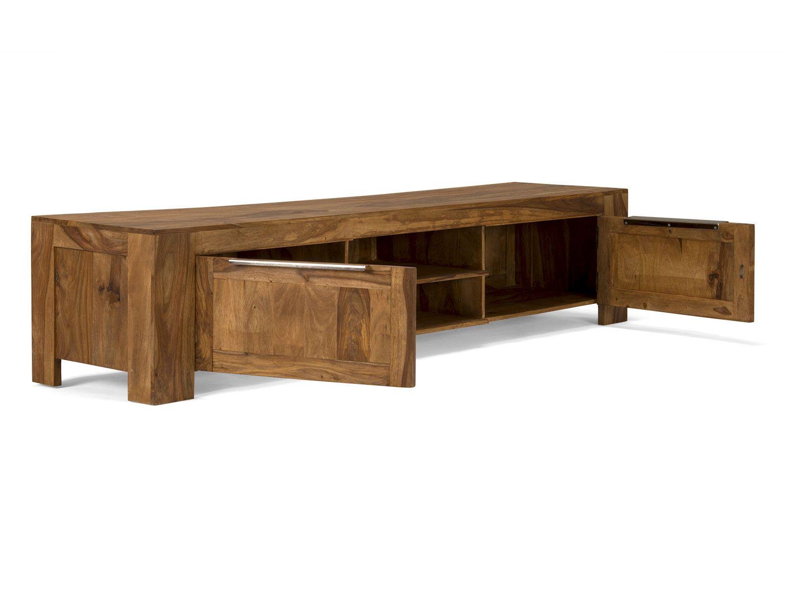 tv bank stark ii tv lowboards von massivum. Black Bedroom Furniture Sets. Home Design Ideas