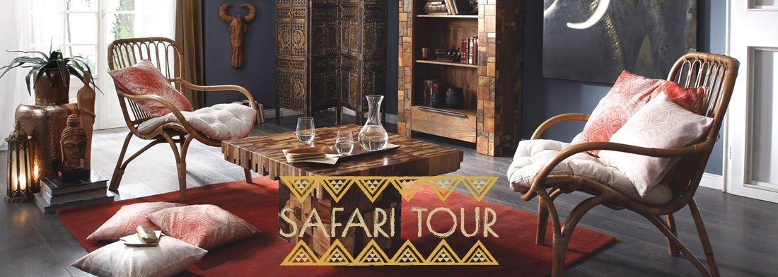 Wohnen Im Afrikanischen Stil