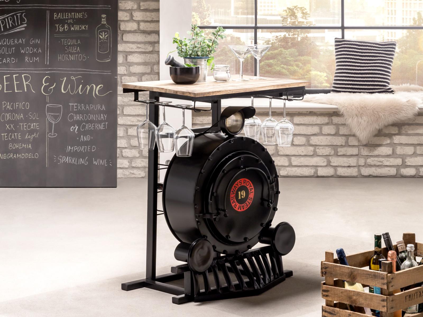 Bartisch Steam Engine