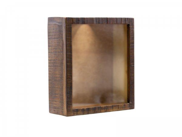 Korkensammelbox aus Holz