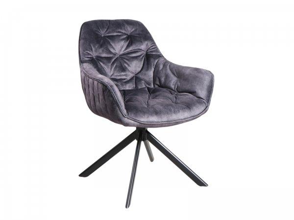 2er Set Stuhl Carlton Grau